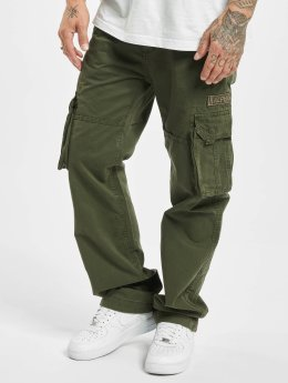 Alpha Industries Chino bukser Jet Cargo oliven