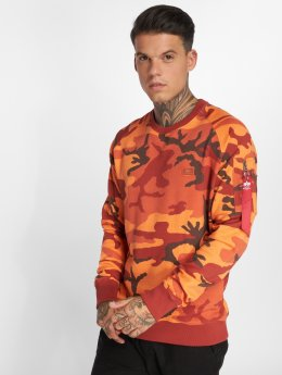 Alpha Industries Jumper X-Fit camouflage