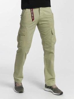 Alpha Industries Pantalon cargo Agent brun