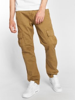 Alpha Industries Pantalon cargo Agent  kaki