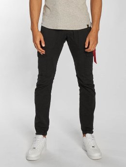 Alpha Industries Pantalon cargo Fuel noir
