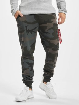Alpha Industries Pantalone ginnico X-Fit Loose mimetico