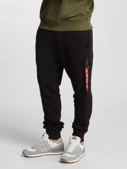 Alpha Industries Pantalone ginnico X-Fit Loose nero