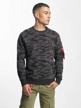 Alpha Industries Pullover X-Fit camouflage