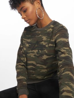Alpha Industries Pullover Logo camouflage