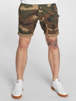 Alpha Industries Short Kerosene camouflage
