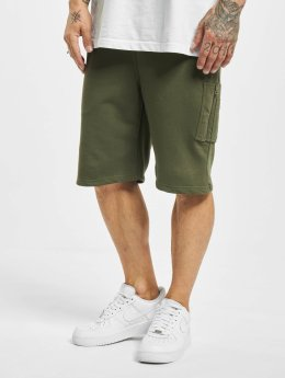 Alpha Industries Short X-Fit vert