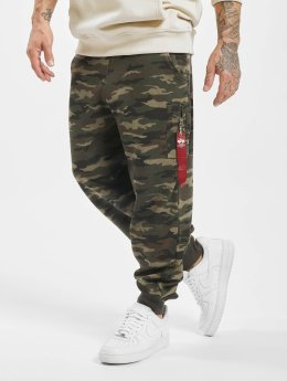 Alpha Industries Spodnie do joggingu X-Fit moro