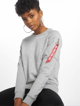 Alpha Industries Sweat & Pull X-Fit gris