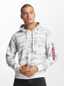 Alpha Industries Sweat capuche X-Fit camouflage