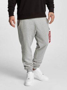 Alpha Industries Sweat Pant X-Fit Loose grey