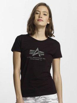 Alpha Industries T-Shirt Alpha Industries black
