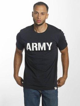 Alpha Industries T-Shirt Army blau