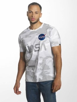 Alpha Industries T-Shirt NASA Reflective camouflage