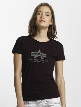 Alpha Industries T-shirt Alpha Industries nero