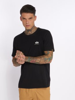 Alpha Industries T-shirt Basic nero