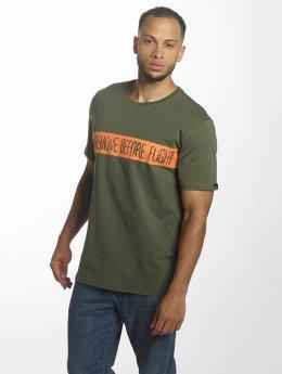 Alpha Industries t-shirt RBF olijfgroen