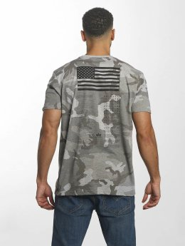Alpha Industries T-shirts Blood Chit Print camouflage