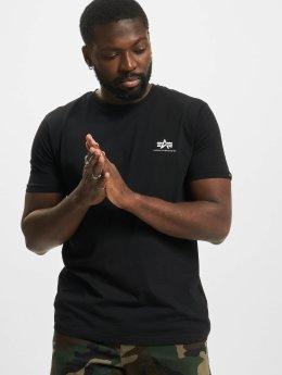 Alpha Industries T-Shirty Basic czarny