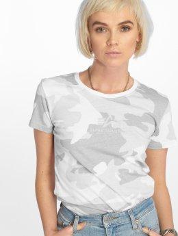 Alpha Industries T-skjorter Basic kamuflasje
