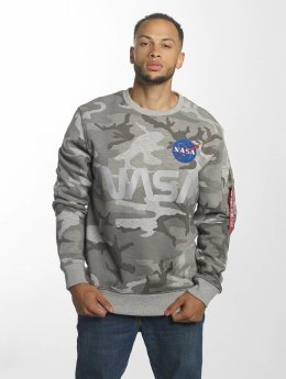 Alpha Industries trui NASA Reflective camouflage