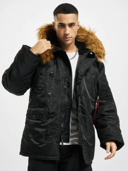 Alpha Industries Winterjacke N3B  schwarz