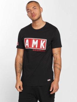 AMK T-paidat Original musta