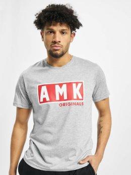AMK t-shirt Original Classic grijs