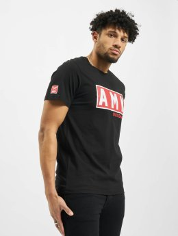 AMK t-shirt Originals zwart
