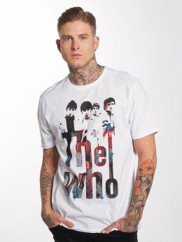 Amplified Camiseta The Who blanco
