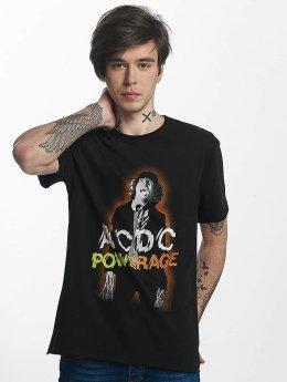 Amplified Camiseta ACDC Powerage negro