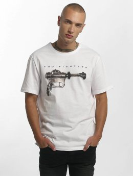 Amplified T-Shirt Foo Fighters Ray Gun blanc