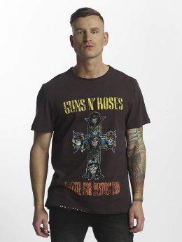Amplified T-Shirt Guns & Roses Appetite For Destruction grau