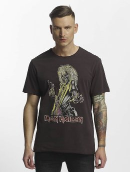 Amplified T-Shirt Iron Maiden Killer grau