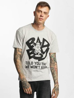 Amplified t-shirt Bad Boy - Told You That We Wont Stop grijs