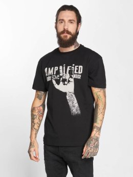 Amplified T-Shirt Devil Horns schwarz