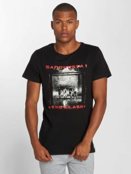 Amplified T-shirt The Clash Sandanista svart