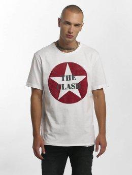 Amplified T-shirt The Clash Star Logo vit