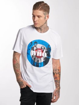 Amplified Männer T-Shirt The Who Target in weiß