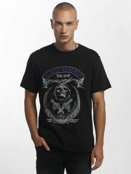 Amplified t-shirt Black Sabbath The End zwart