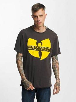 Amplified T-Shirty Wu Tang Logo szary