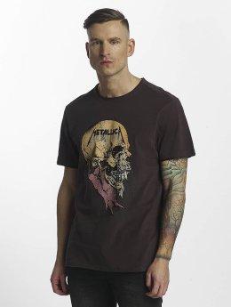 Amplified T-Shirty Metallica Sad But True 2 szary