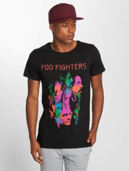 Amplified T-skjorter Foo Fighters Wasting Light svart