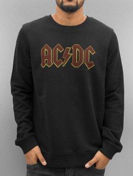 Amplified Trøjer AC DC Logo  sort