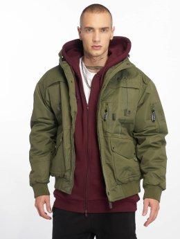 Amstaff Зимняя куртка Conex оливковый