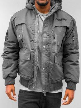 Amstaff Зимняя куртка AMS0444 серый
