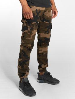 Amstaff Cargohose Sarge camouflage