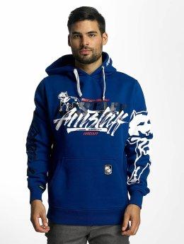 Amstaff Hoody Tekal blauw