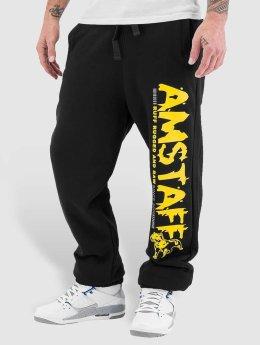 Amstaff joggingbroek Blade zwart