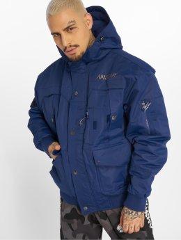Amstaff Manteau hiver Conex bleu